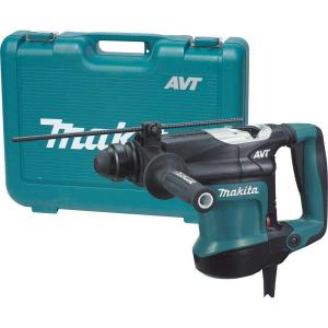 Makita 8.2 Amp 1-1/4 inch Corded SDS-Plus Concrete/Masonry AVT (Anti-Vibration Technology) Rotary Hammer Drill... by Makita