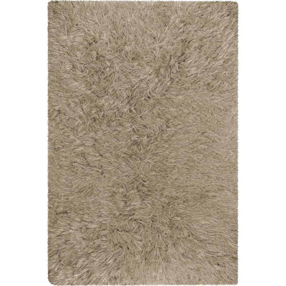 Chandra Celecot Off White 5 ft. x 7 ft. 6 in. Indoor Area Rug