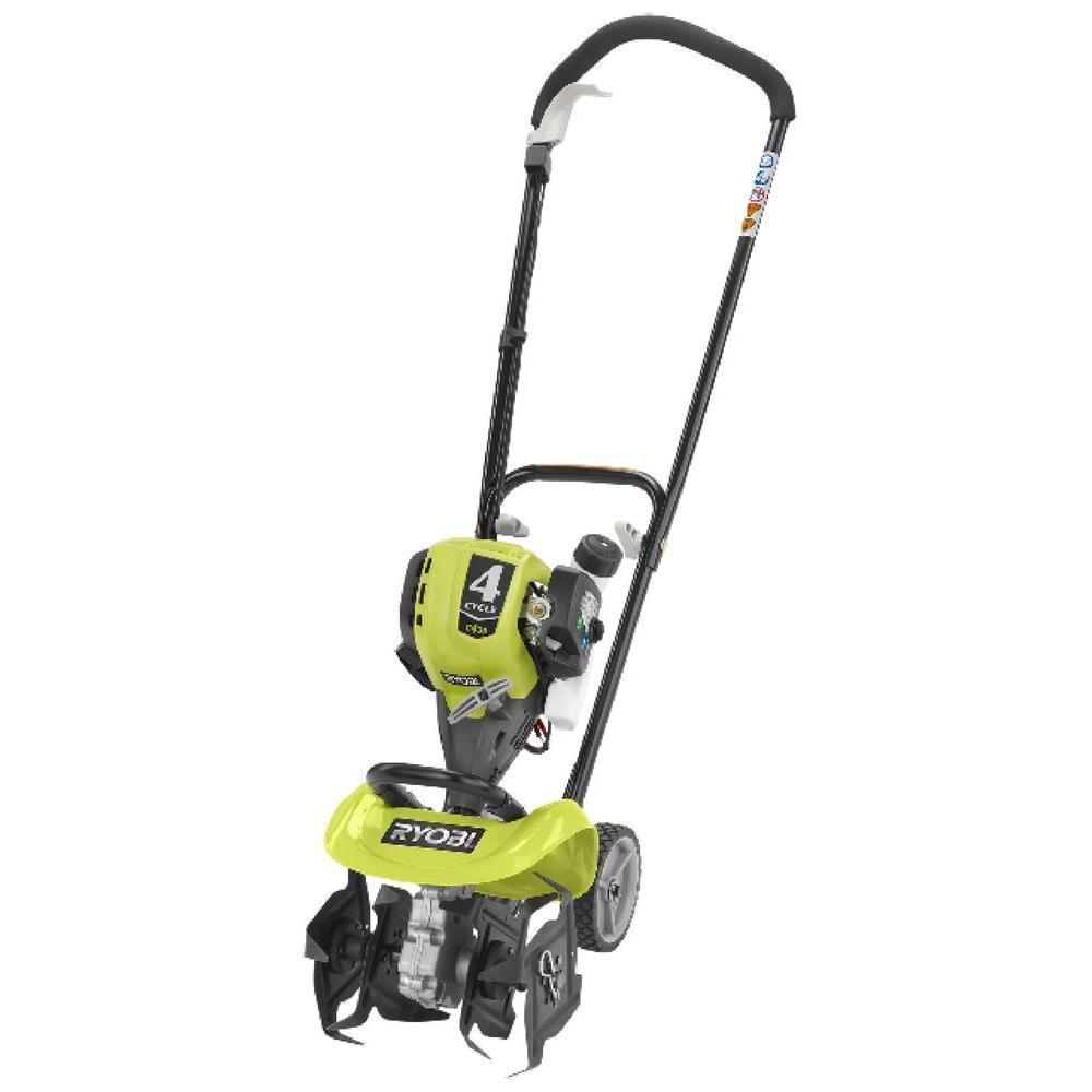 Ryobi 10 in. 30 cc Gas 4-Cycle Cultivator-DISCONTINUED