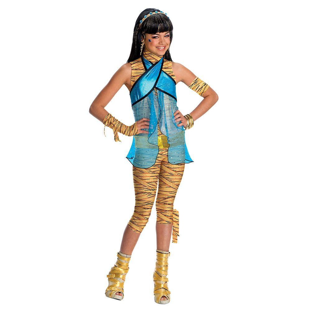 Rubie's Costumes Medium Monster High Cleo De Nile Costume