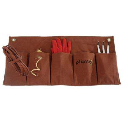 Planto 14 in. x 17 in. Apron and Organizer