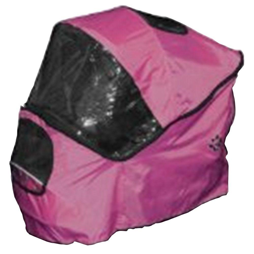 Pet Gear 26 in. L x 12 in. W x 19.5 in. H Weather Cover fits Special Edition Pet Stroller PG8250RB