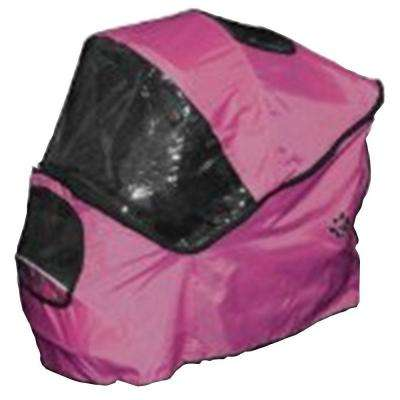 26 in. L x 12 in. W x 19.5 in. H Weather Cover fits Special Edition Pet Stroller PG8250RB