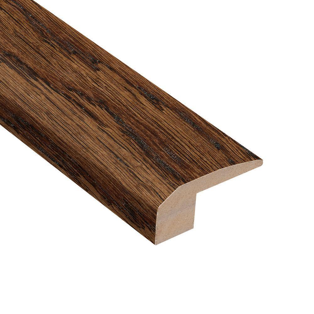 Distressed Montecito Oak 3/8 in. Thick x 2-1/8 in. Wide x