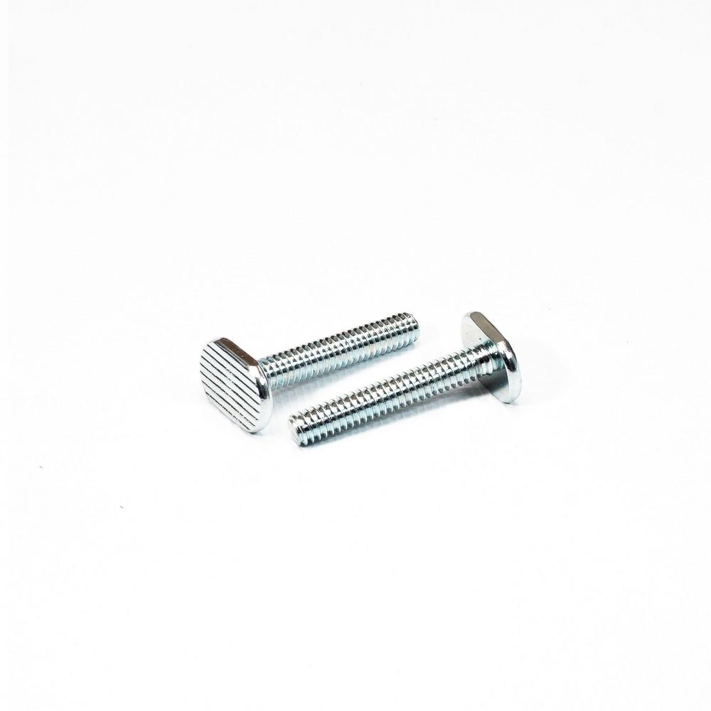 ?T-Slot Bolt Pack of 10 2/3//4? Length Under Head 3//8?-16 Thread Size