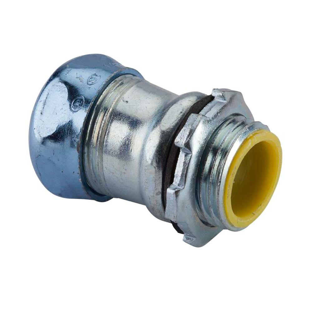 1-1/2 in. Electrical Metallic Tube (EMT) Insulated Rain Tight Connector