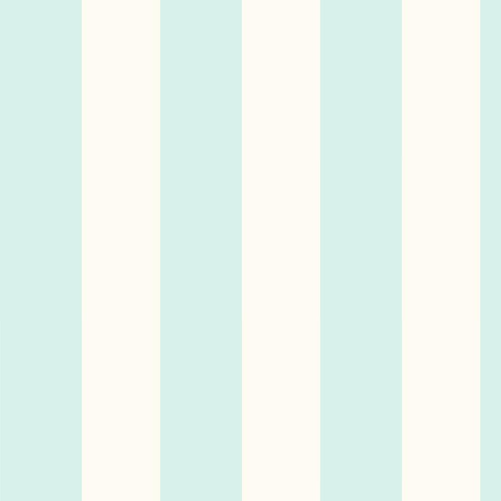 Beacon house raya blue linen stripe wallpaper sample 2535 - Light blue linen wallpaper ...