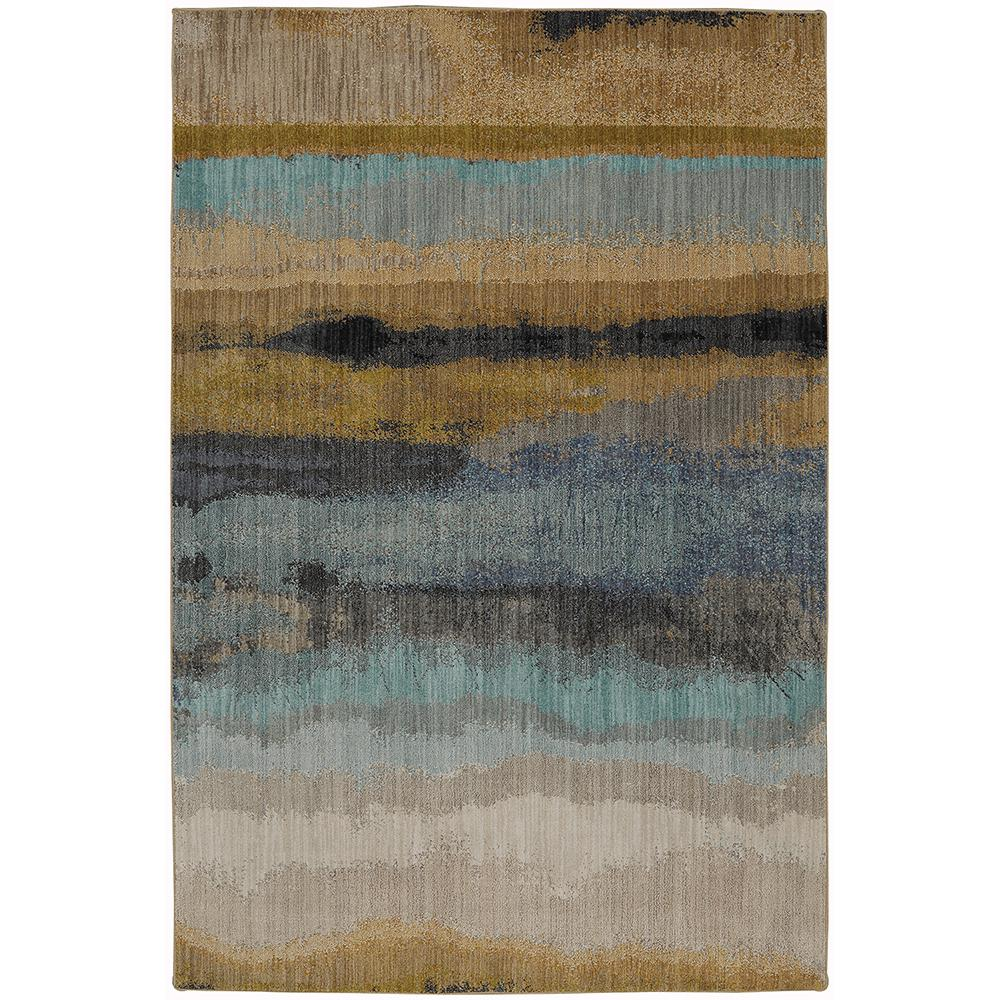 Mohawk Home Odin Lagoon 8 Ft. X 11 Ft. Area Rug-534295