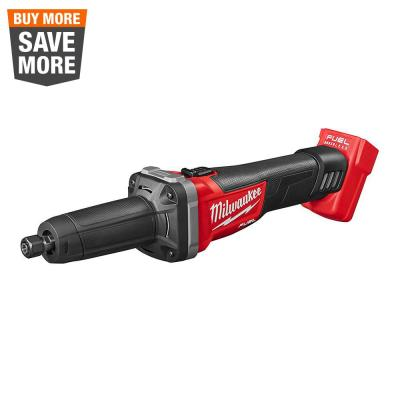 M18 FUEL 18-Volt Lithium-Ion Brushless Cordless 1/4 in. Die Grinder (Tool-Only)