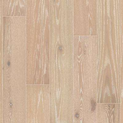 Take Home Sample - Snowy Hills Engineered Hardwood Planks - 5 in. x 7.5 in.