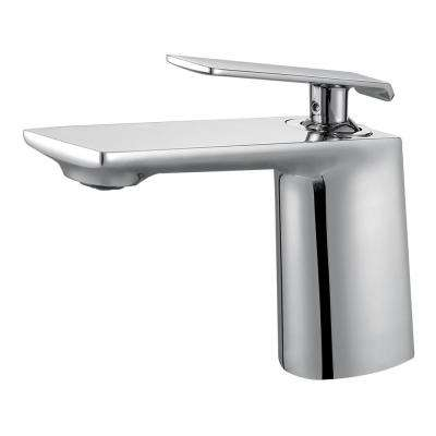 Single Hole Single-Handle Lavatory Faucet in Polished Chrome Finish