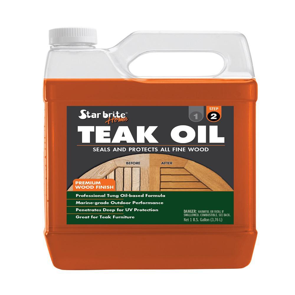 128 oz. Premium Teak Oil