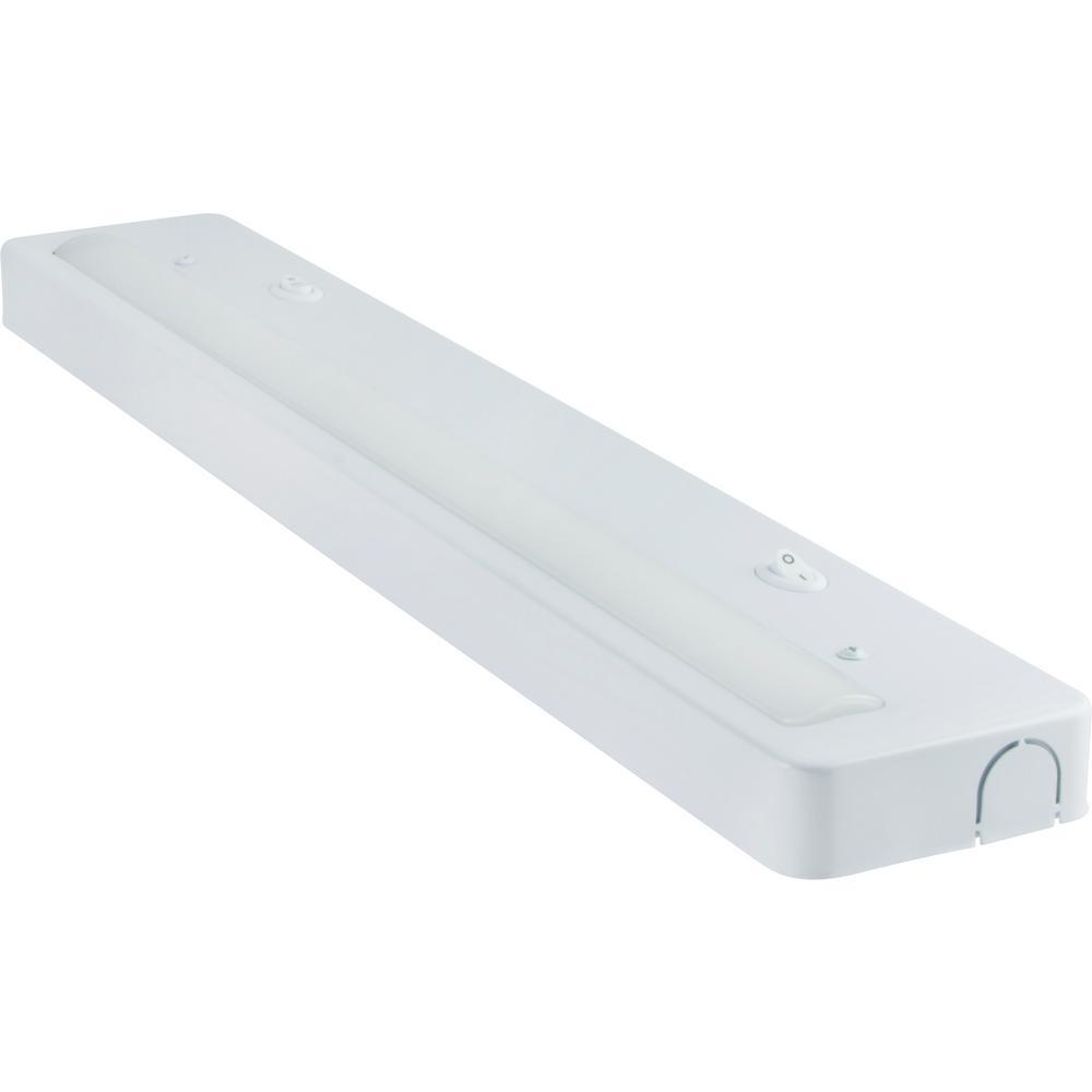 GE Enbrighten 18 in. LED Direct Wire Under Cabinet Light