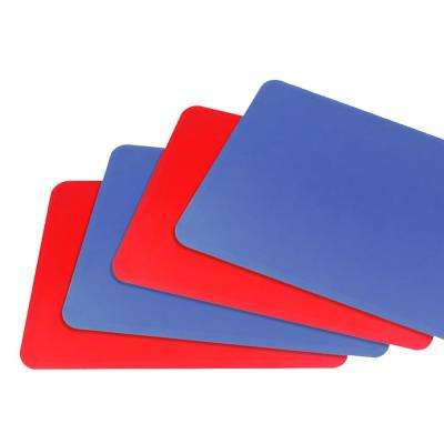 15 in. x 11 in. Microwave-Safe Silicone Nonstick Baking Sheets (4-Pack)