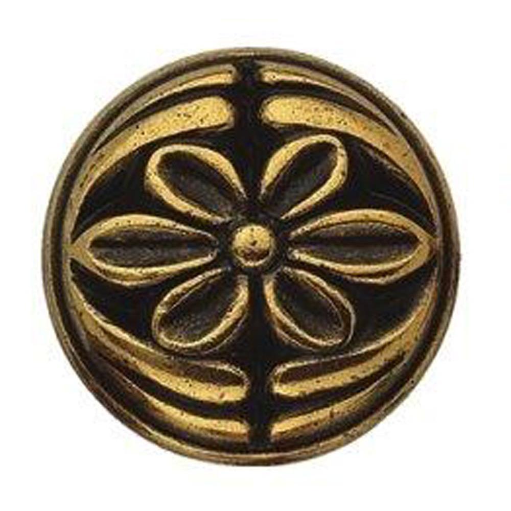 1.18 in. Oil Rubbed Bronze Knob