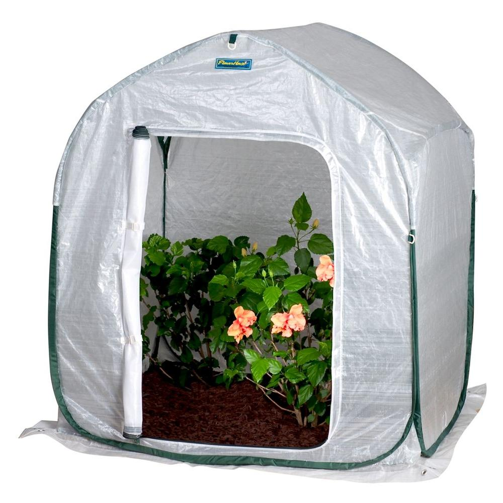 PlantHouse 4 ft. x 4 ft. Pop-Up Greenhouse