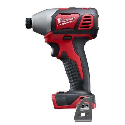 M18 18-Volt Lithium-Ion Cordless 1/4 in. Hex 2-Speed Impact Driver (Tool-Only)