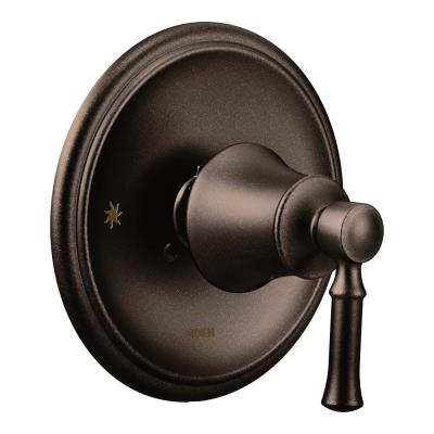 Dartmoor Posi-Temp Single-Handle Wall-Mount Shower Only Faucet Trim Kit in Oil Rubbed Bronze (Valve Not Included)