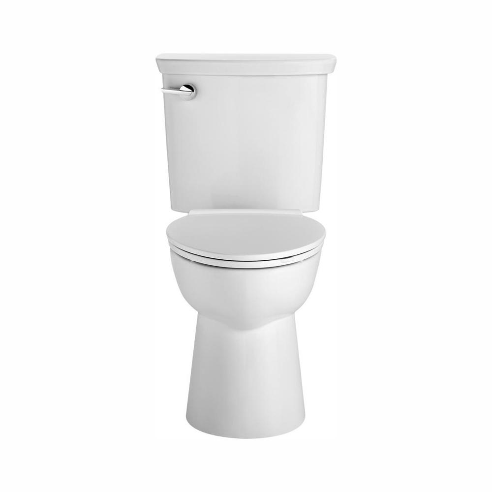 Tremendous American Standard Vormax Uhet Tall Height 2 Piece 1 0 Gpf Single Flush Elongated Toilet In White Seat Not Included Ibusinesslaw Wood Chair Design Ideas Ibusinesslaworg