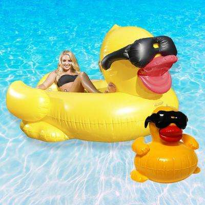 Derby Duck Swimming Pool Float Combo Value Pack
