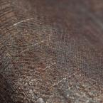 Graham & Brown Chocolate and Copper Moonstone Wallpaper