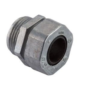 Halex 1/2 in  ACC Non-Metallic Strain Relief Cord Connector