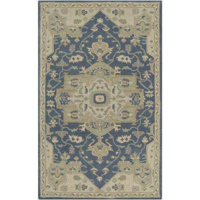 Demetrios Taupe 12 ft. x 15 ft. Indoor Area Rug