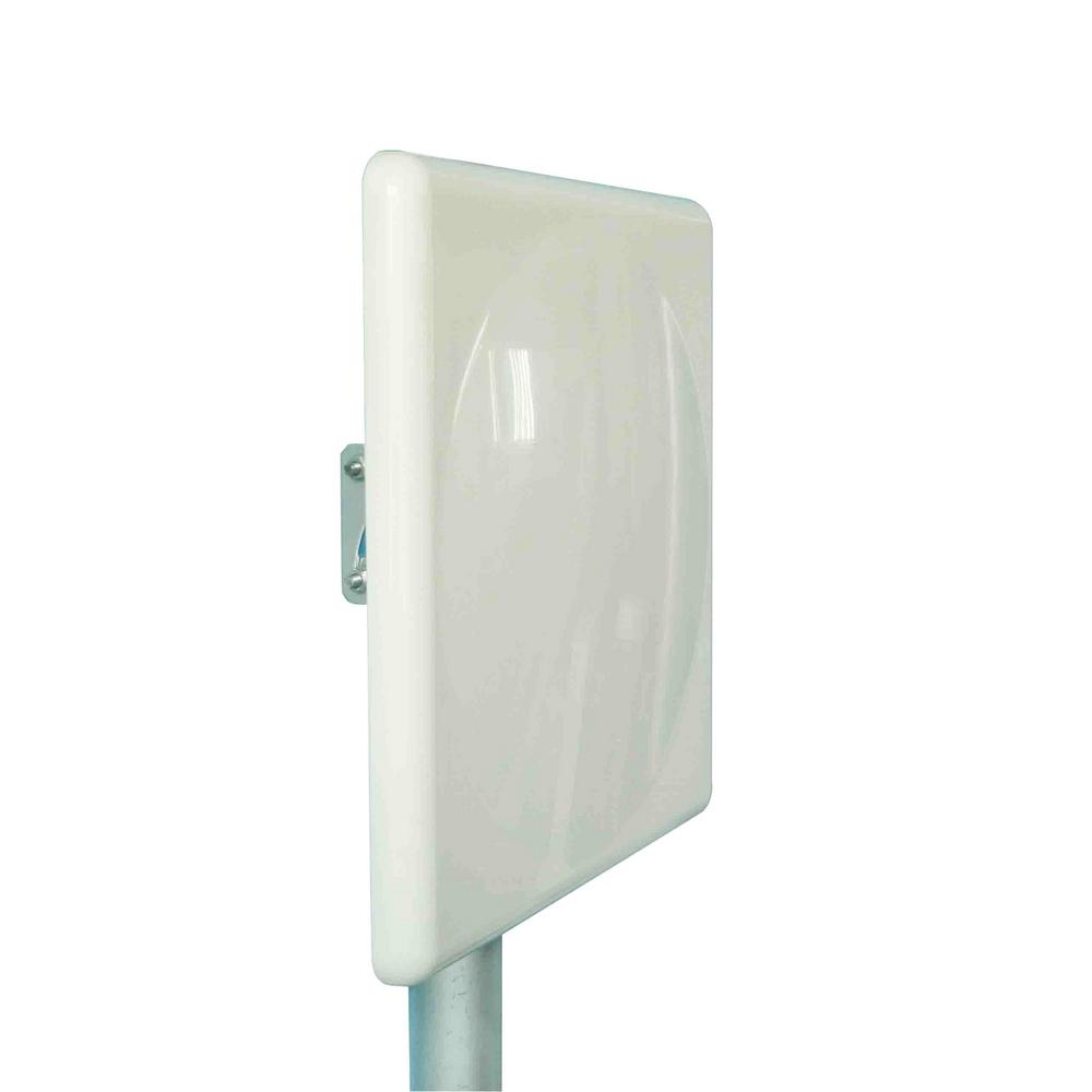 Homevision Technology Turmode Panel Wi-Fi Antenna for 2.4GHz Turmode WAP24184 WiFi Antenna is designed to increase the signal strength and range of your 2.4 GHz 802.11b/g/n Wi-Fi device. This high gain antenna can provides further coverage for your Wi-Fi devices such as routers, adapters, access points and repeaters. So you can expand your network for reliable coverage throughout your home.