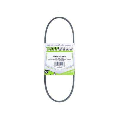 Lawn Tractor Drive Belt fits 22 in. Walk-Behind Mowers 2003-2009 Replaces 912258