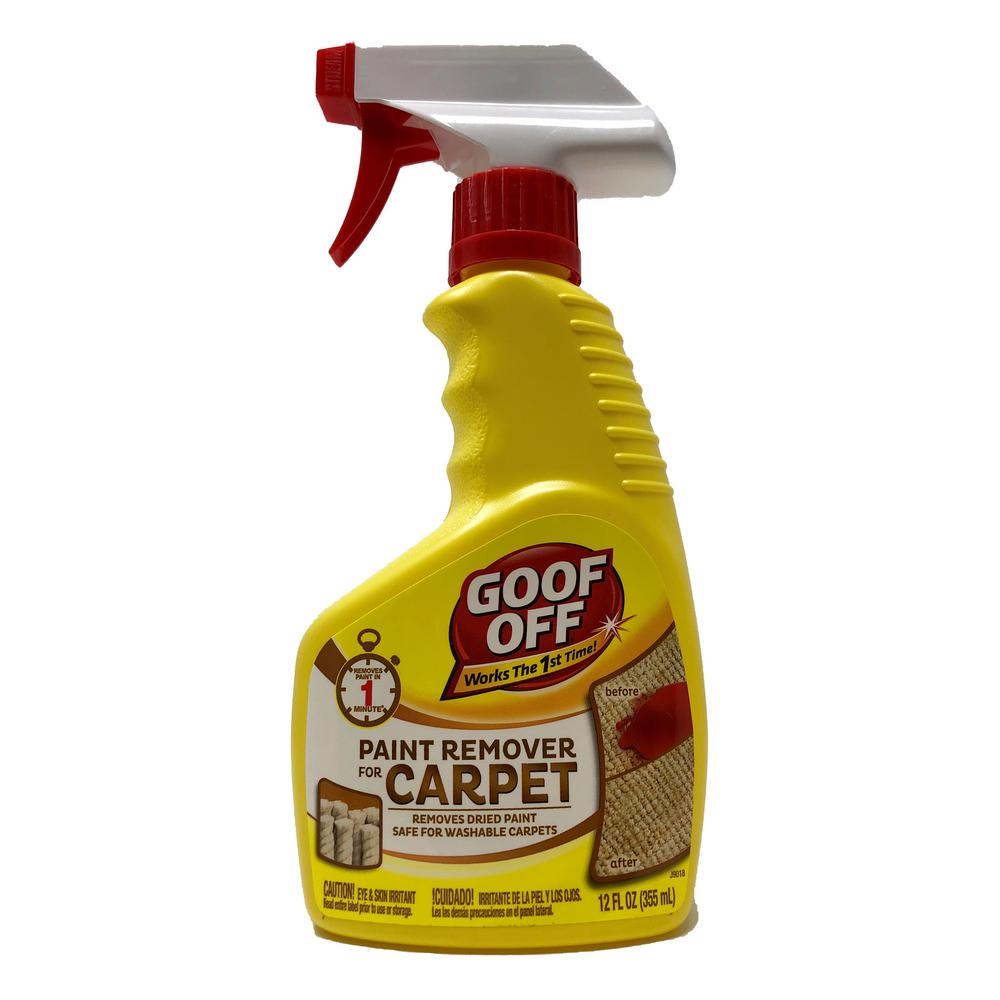 Goof Off 12 oz. Paint Remover for Carpet