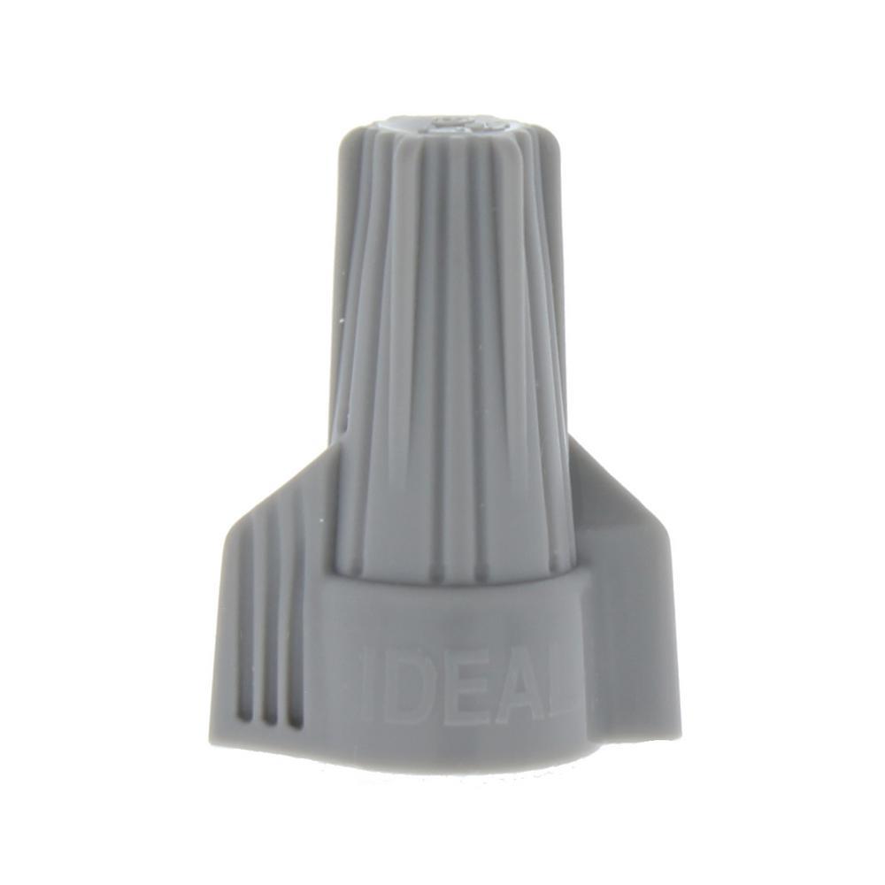 342 Twister Wire Connector, Gray (50-Box)