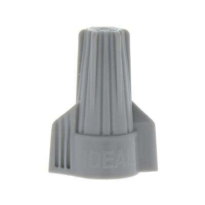 342 Twister Wire Connector, Gray (50-Box)