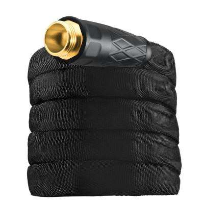5/8 in. Dia x 100 ft. High Performance Heavy-Duty Garden Hose with Spray Nozzle
