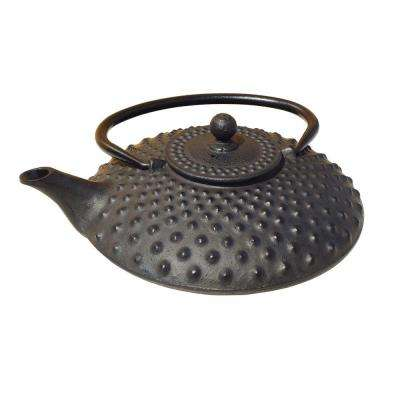 Amity 3.32-Cup Teapot in Matte Black