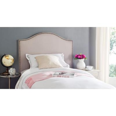 Connie Taupe Twin Headboard