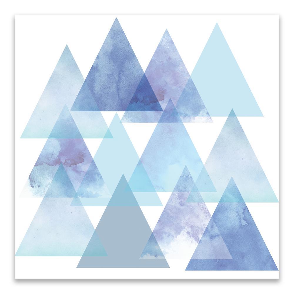 """Pattern 17"" by Nikki Chu Coated Embellished Canvas Wall Art"