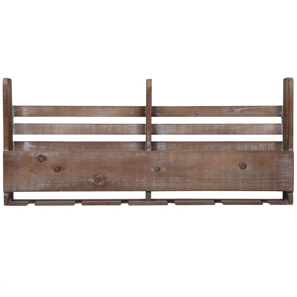 Pinnacle Reclaimed Pallet 5 In X 34 15 Brown Wood