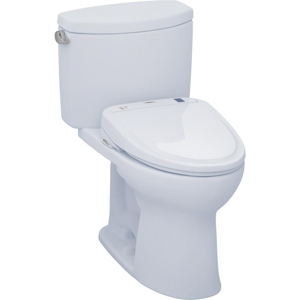 Toto Drake Ii Connect 2 Piece 1 28 Gpf Elongated Toilet