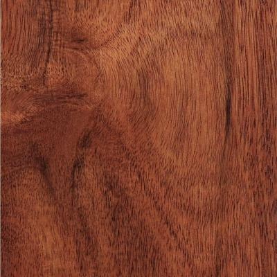Take Home Sample - Teak Amber Acacia Engineered Hardwood Flooring - 5 in. x 7 in.