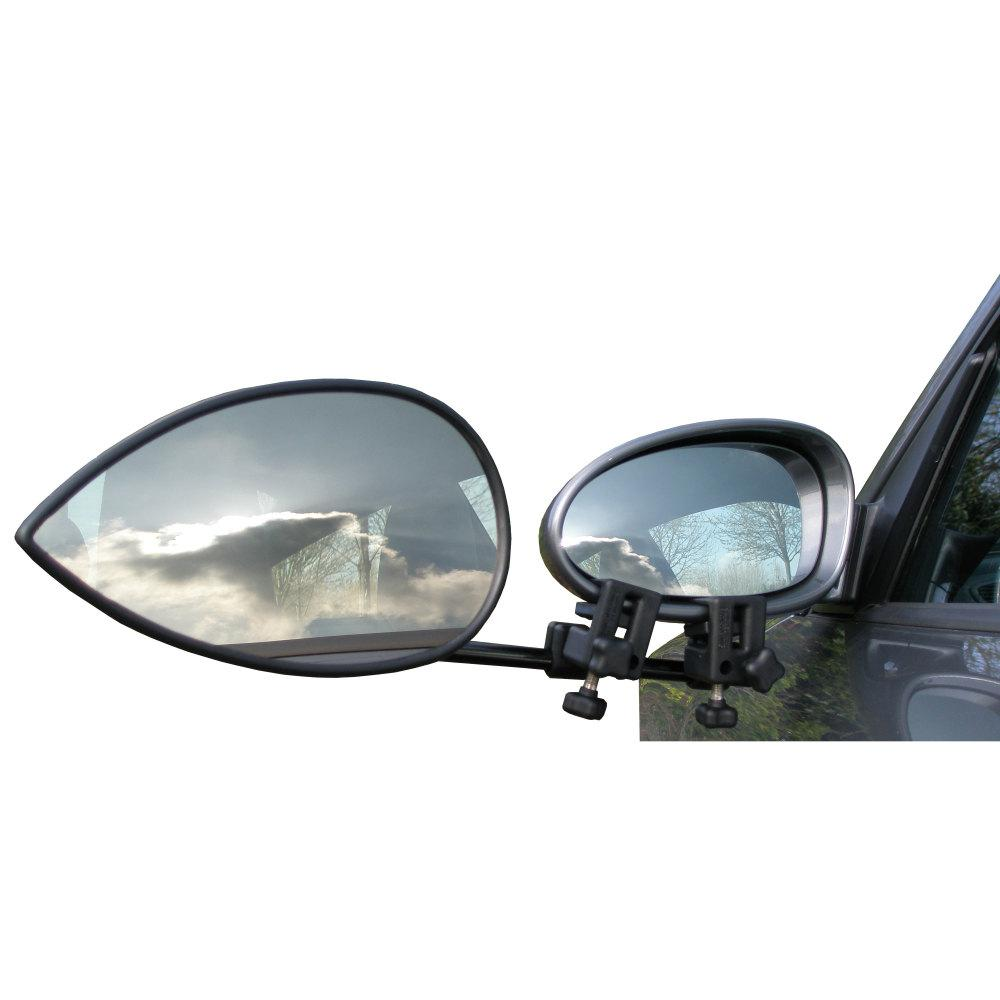 Dometic DM-2899 Milenco Aero3 Towing Mirror Twin pack