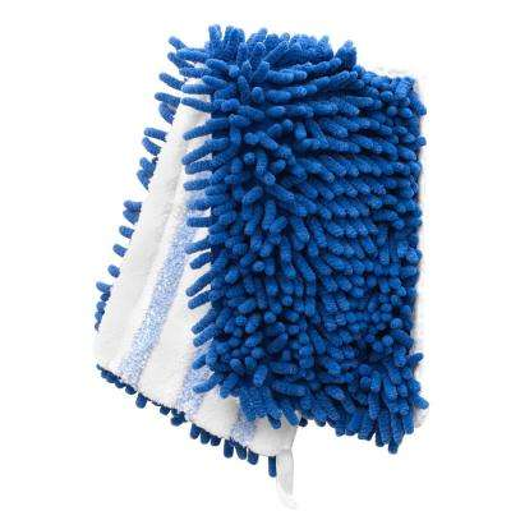 Dual Action Microfiber Flip Mop Refill
