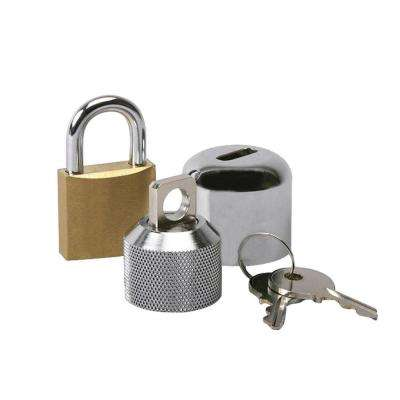 Hose Bibb Lock with Padlock