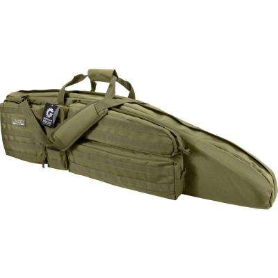 Loaded Gear 48 in. Hunting RX-400 Tactical Rifle Bag in Olive Drab Green