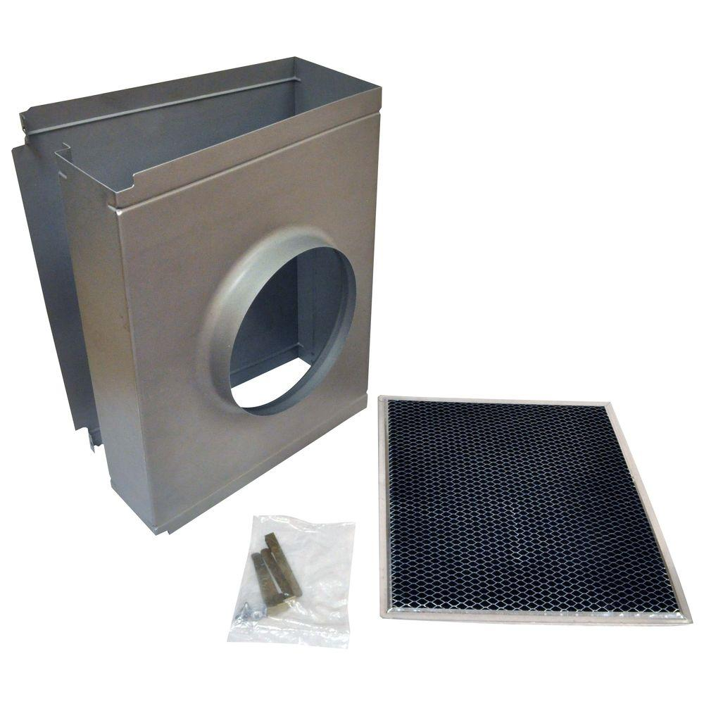 null Wall Hood Recirculation Kit