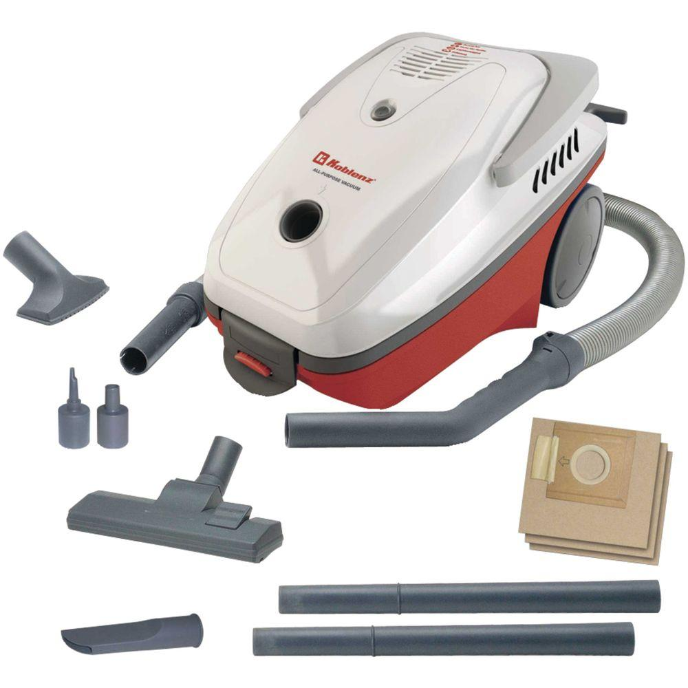 Koblenz 3 gal. Wet/Dry Canister Vacuum Cleaner