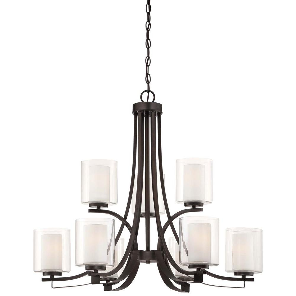 Minka lavery parsons studio 9 light smoked iron chandelier 4109 172 minka lavery parsons studio 9 light smoked iron chandelier arubaitofo Choice Image