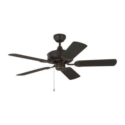 Haven 44 in. Indoor/Outdoor Bronze Ceiling Fan