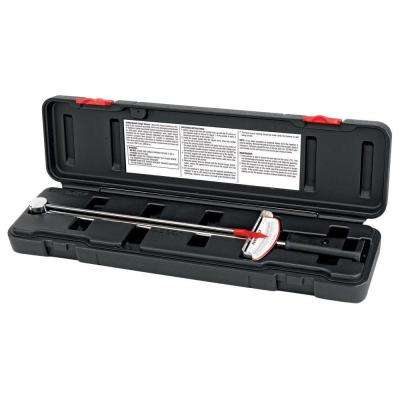1/2 in. Drive Needle Torque Wrench