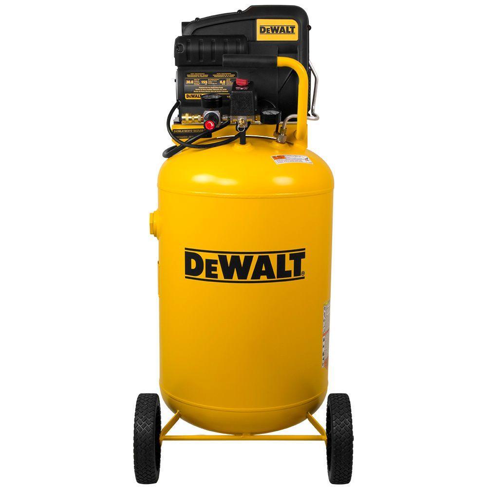 Dewalt 30 Gal. Portable Electric Air Compressor by DEWALT