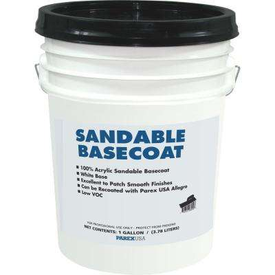 1 Gal. Stucco Sandable Basecoat
